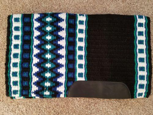 mayatex saddle blanket pad show custom new