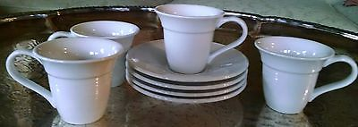 Pottery Barn Espresso, Set of 4