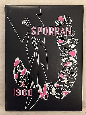 1960 Shadle Park High School Annual Yearbook Spokane Washington WA