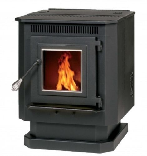 Summers Heat-Englander Stove Works Pellet Stove 55-SHP10 1500 sq/ft NEW