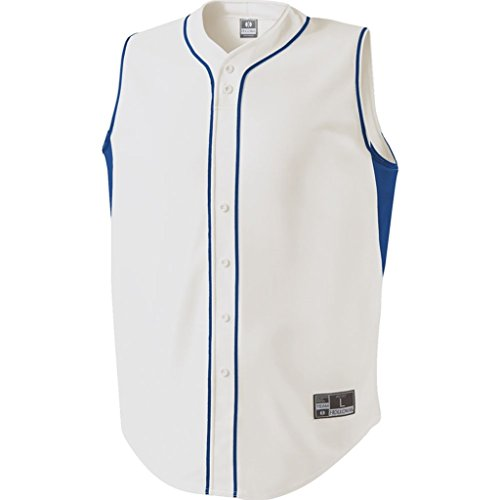 Holloway Youth Fierce Dry Excel Baseball Jersey