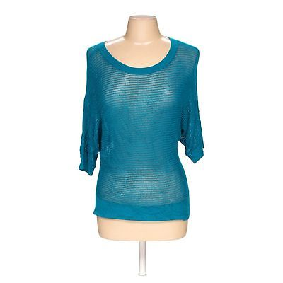 Wishful Park Women's  Sweater, size M, turquoise