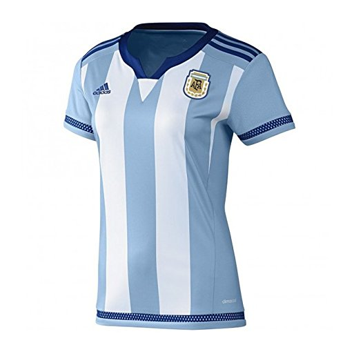 Adidas Women Argentina Home Soccer Jersey