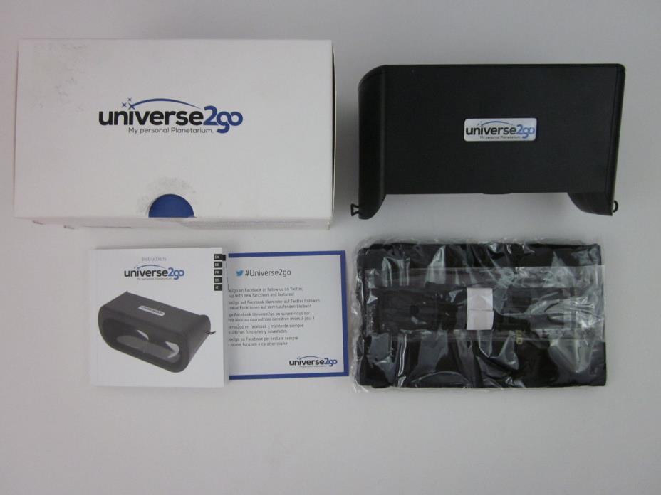 EUC Universe2go - My Personal Planetarium - Smartphone Star Viewer System