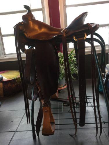 Parelli Fusion Saddle 16