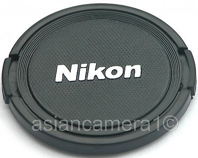 Front Lens Cap For Nikon AF-S DX 18-200mm f/3.5-5.6G ED Lens Dust Snap-on Cover