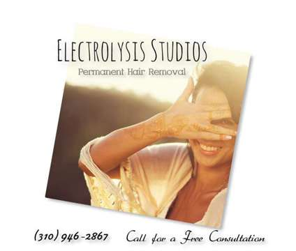 Electrolysis - Permanent Hair Removal