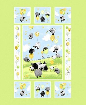 Up, Up & Away Quilt Kit by Susybee Textiles - 47
