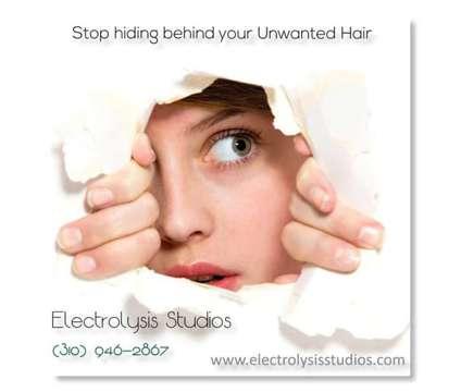Electrolysis - Permanent Hair Removal