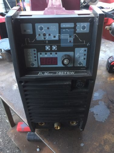 Thermal Arc 185 AC/DC tig/ stick welder