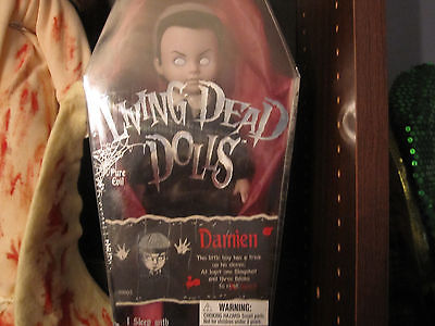living dead doll  Damien in original series 1 box