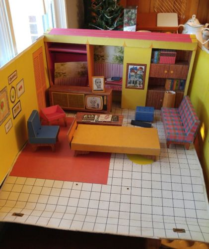 1962 barbie dream house