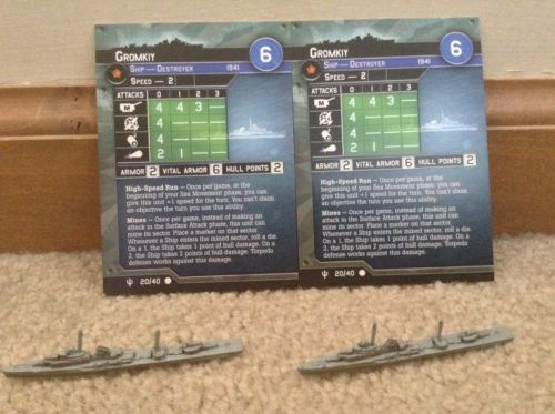 Axis And Allies War At Sea Gromkiy