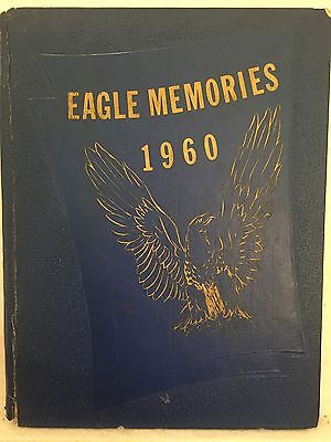 1960 Unionville Community High School Annual Yearbook Michigan MI