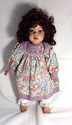 Custom Made Doll - Hand Made Germany - One of a Kind. - Vintage