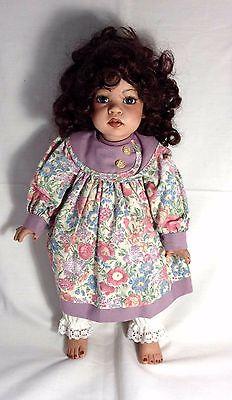 Custom Made Doll - Hand Made Germany - One of a Kind. - Vintage