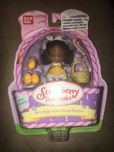 Strawberry Shortcake Berry Happy Easter Orange Blossom Target Exclusive Doll