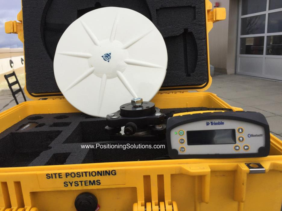Trimble SPS855 Base Station 900MHz