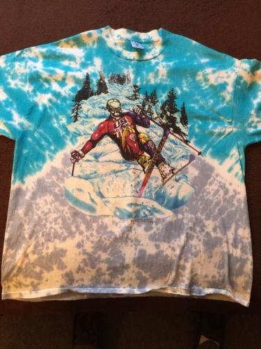 Grateful Dead US Ski Team Shirt XXL 2XL
