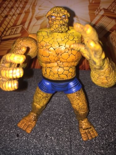 Marvel Legends Series 2 The Thing Figure