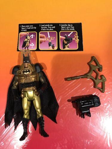 Batman Returns Batman Action Figures Aero Strike