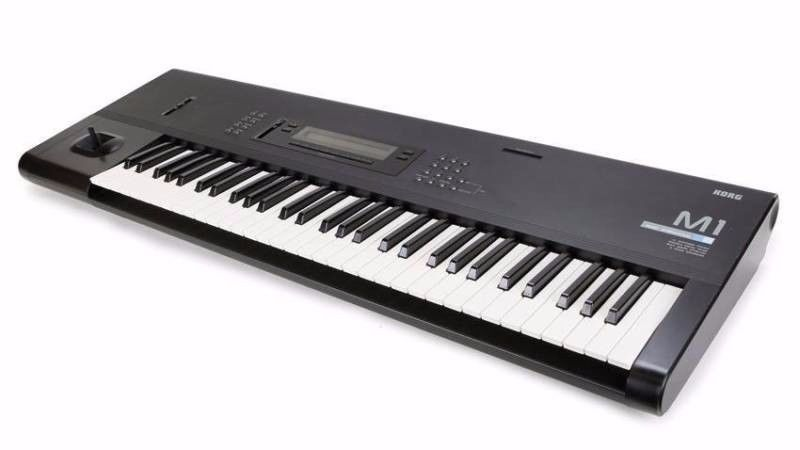 Korg M1 MIDI Workstation Keyboard Synthesizer