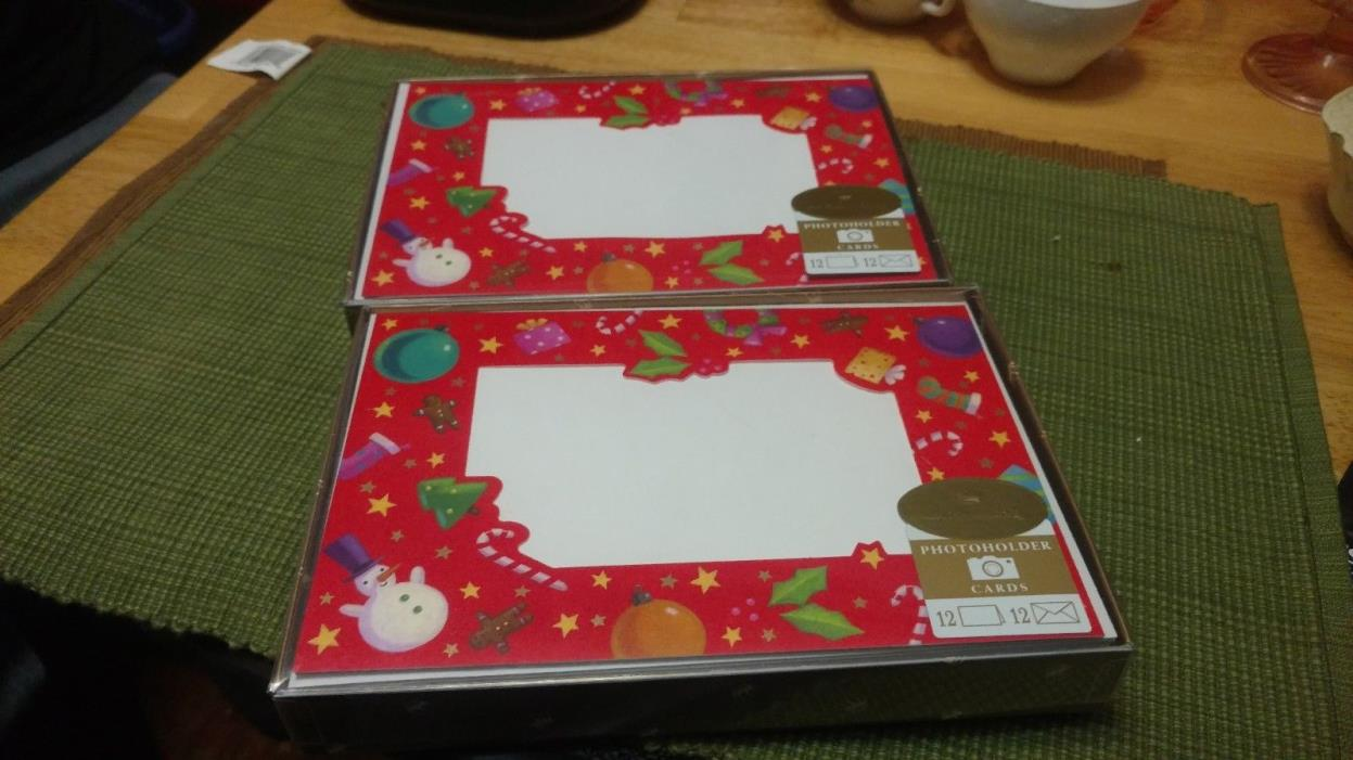 hallmark photo christmas cards