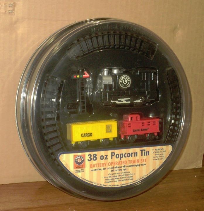 # Lionel Trains ...