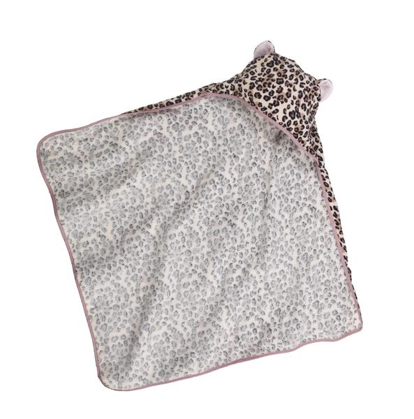 Baby GANZ Hooded Bath Towel