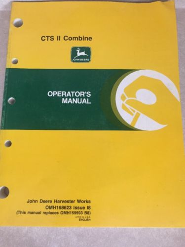 John Deere Operators Manual 2240 Tractor OM-L31364