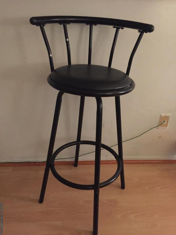 3 bar chairs
