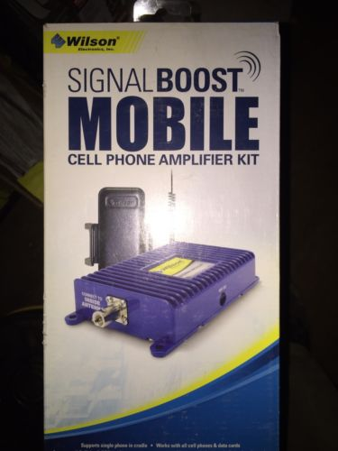 WILSON SIGNAL BOOST MOBILE CELL PHONE AMPLIFIER KIT