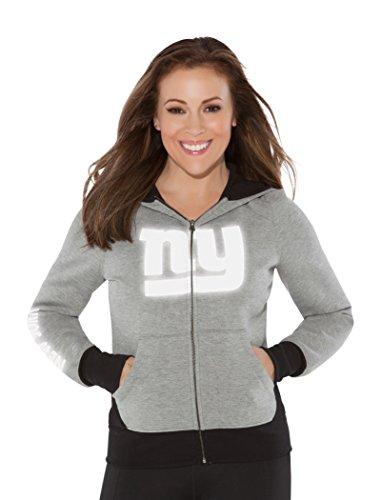 NFL Women's Rush Full Zip Hoodie