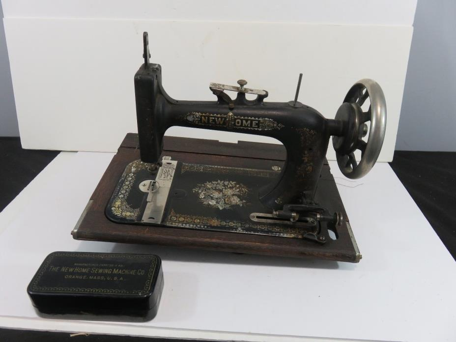 New Home Antique Sewing Machine For Sale Classifieds