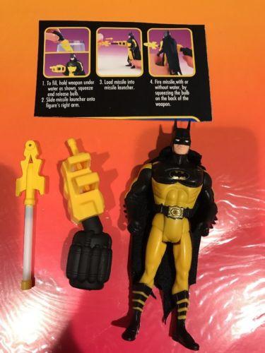 Batman Returns Batman Action Figure Hydro Charge