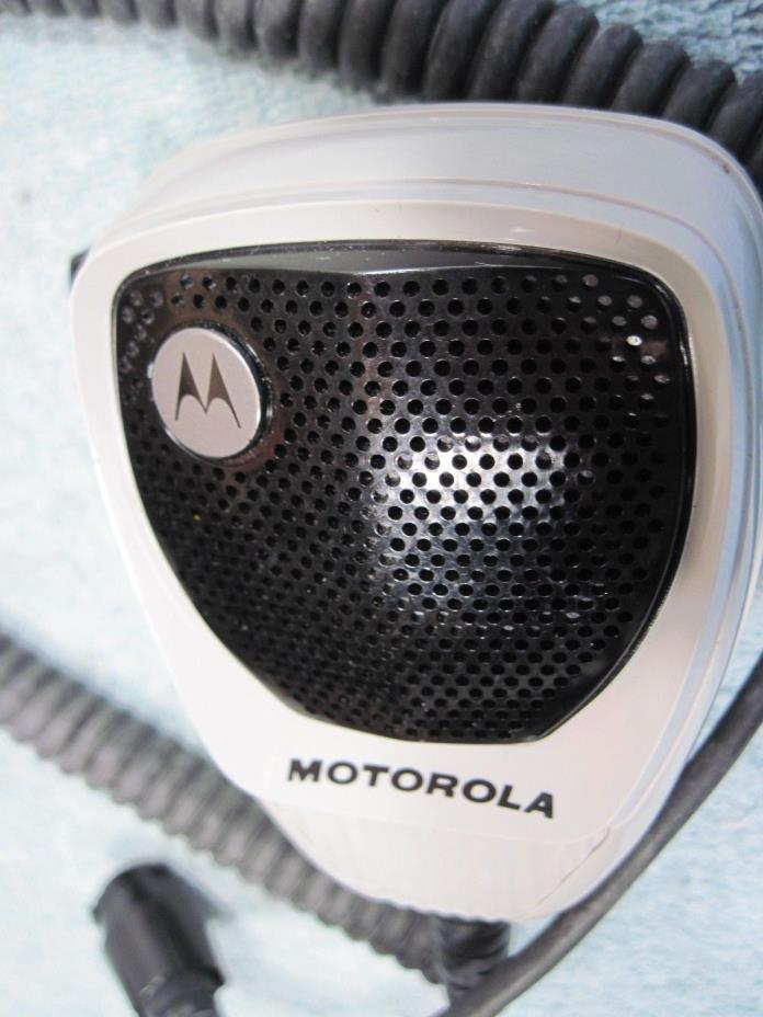 MOTOROLA MOBILE RADIO MICROPHONE XPR XTL APX UHF VHF XTL5000 XTL2500 XPR5550 -L