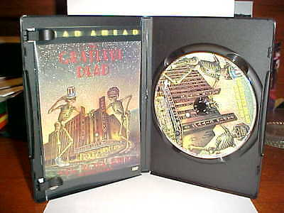 Grateful Dead - Dead Ahead (DVD, 2005) NEW Condition