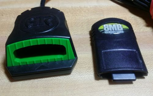 Xbox Action Replay with 8MB Memory Card