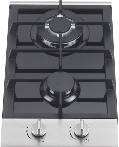 Tiny House Rv Camper Trailer Boat 2 Two Burner Natural Gas Propane Cooktop Stove