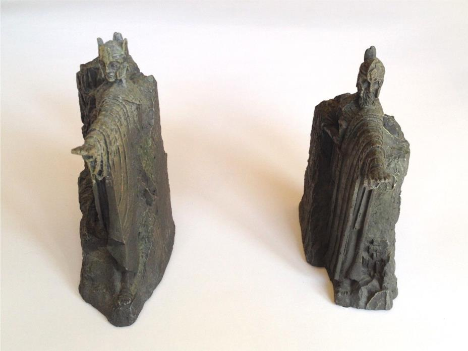 Lord of the rings bookends for sale classifieds - Argonath bookends ...