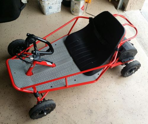 Razor Dune Buggy 24V Electrik with Rear Disc Brake . electric scooter Best toy