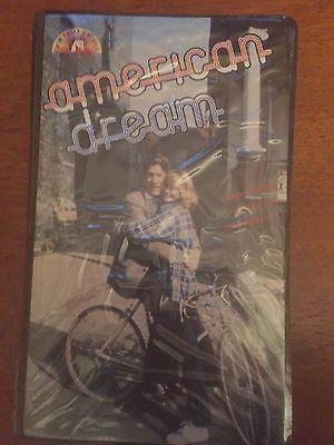 American Dream ~ RARE BETA Unicorn Video Stephen Macht big box brand new sealed