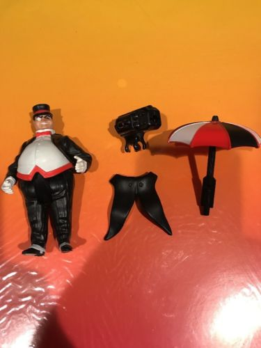 Batman Returns Batman Action Figure Penguin
