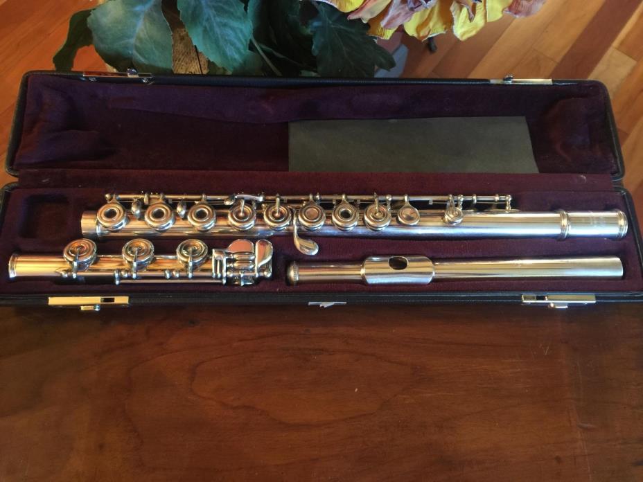 Yamaha Flute YFL-881