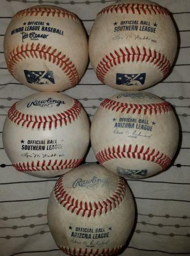 rawlings major league baseballs