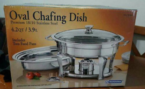 tramontina chafing dish