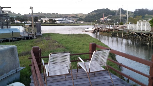 Waterfront house share
