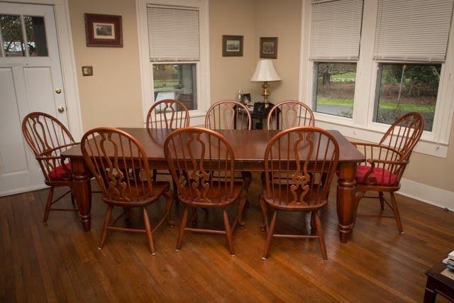 Bob Timberlake Lexington Furniture Cherry Farmhouse Dining Table No Chairs