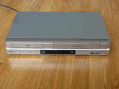 LG LDV-535 DVD & VCR Combo with remote control