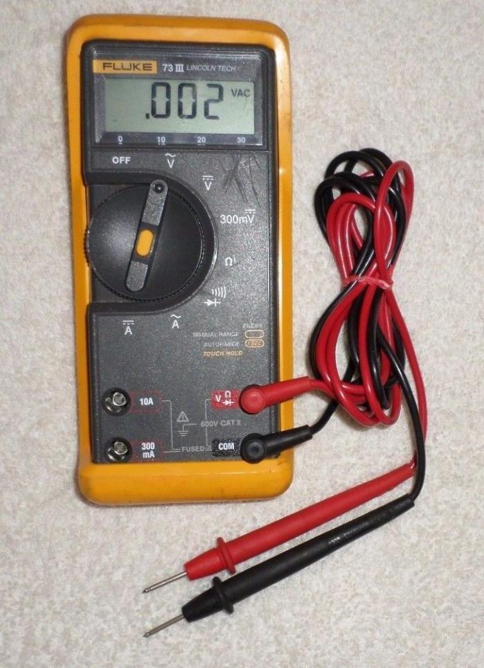 Electrical Test Meters : Electrical test meter for sale classifieds